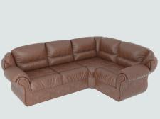 диван угловой 3D