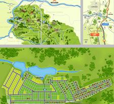 схемы проезда и план