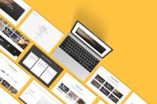 MAKVA - разработка сайта на Тильда