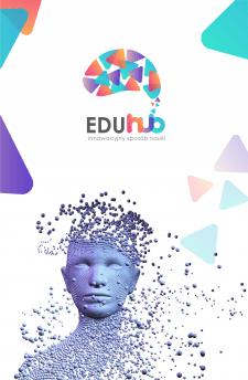 Логотип Eduhub