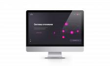 Landing page компанії з підключення комунікацій