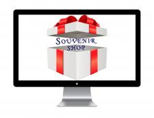 Логотип магазина сувениров