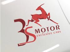 логотип для салона экслюзивных автомобилей