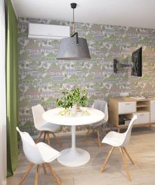 Дизайн-проект интерьеров квартиры в г.Донецке