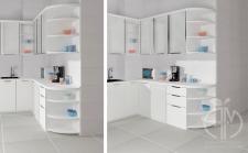Дизайн кухонной зоны в стоматологической клинике