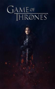 Постер «Game Of Throne»