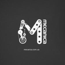 Логотип для магазина механических конструкторов