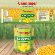 Дизайн упаковки кукуруза