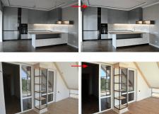 Обработка фото интерьеров и мебели