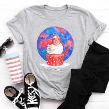 Принт для одежды, аксессуаров и полиграфии