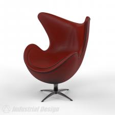 Кресло Egg Chair.