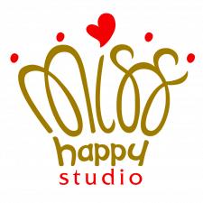 логотип для творческой женской креативной студии