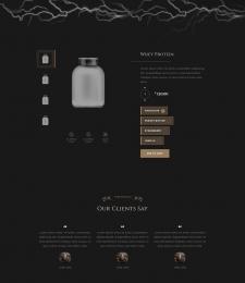 Интернет магазин Hyperion Sports Nutrition (США)