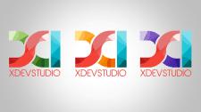 Логотип для фирмы по производству сайтов Xdev