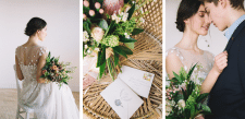 Свадебная съемка, цветокоррекция
