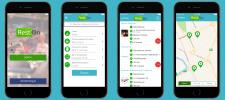 RestOn v1.0 - iPhone/iPad application