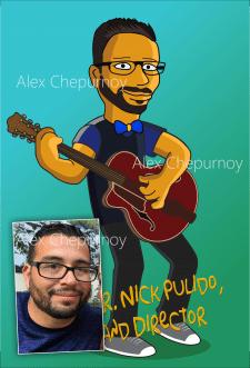 Симпсон-гитарист