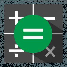 Logotype for CalcForMe app