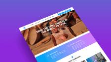 Дизайн сайта благотворительной организации