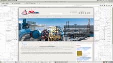 Сайт инжиниринговой компании