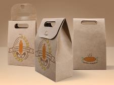 Дизайн упакування для пекарні