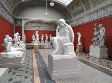 Визуализация скульптуры