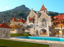 Частная гостиница в горном Крыму