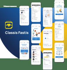 Мобильное приложение IOS/Android и логотип