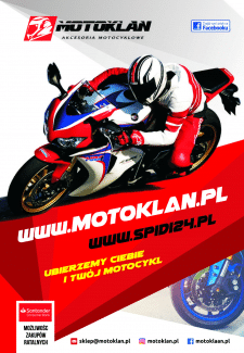 Листовка А5 для MOTOKLAN.PL