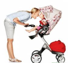 Серия статей про детские коляски