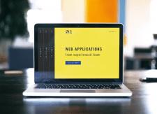 Сайт для ИТ Компании