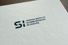 Логотип представництва шведської компанії в Україн