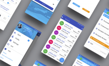 Мобильное приложение для персонала авиации
