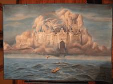Замок фэнтези