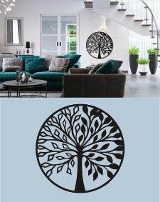 Картина с дерева
