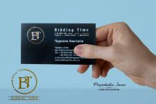 Дизайн візитки & логотипу