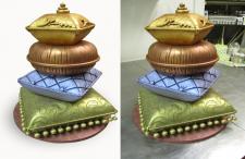 Удаление фона с изображений. Торты и пирожные.