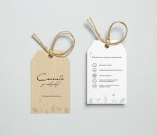 Дизайн открытки/памятки