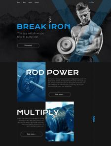Break Iron