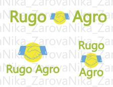 Логотип для торговли сельскохозяйственными товарам