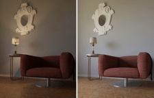 Визуализация предметов интерьера