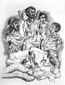 илюстраци к Шекспиру
