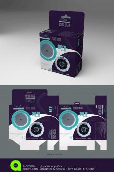 Дизайн коробки (упаковки)