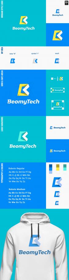 Разработка логотипа для BeomyTech