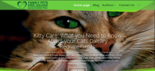 Помощь в создании блога домашних животных
