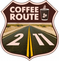 лого Coffee Route 2/11