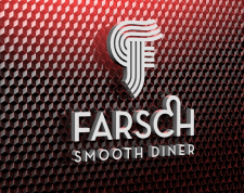 Визуализация логотипа для Farsch