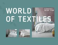 Дизайн онлайн магазина постельного белья