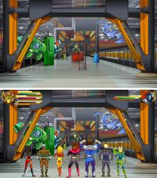 Бонусный игровой уровень 2