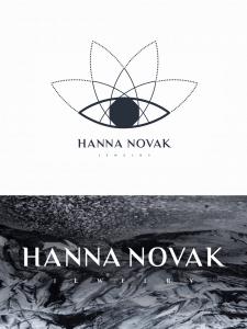 Создание логотипа для ювелирного бренда Hanna Nova